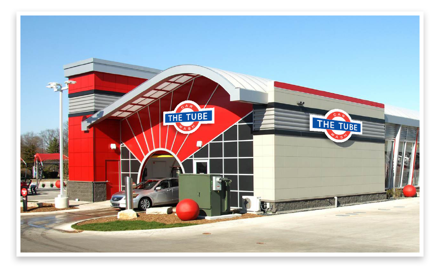 The tube car wash a distinctive car wash experience car wash packages solutioingenieria Gallery